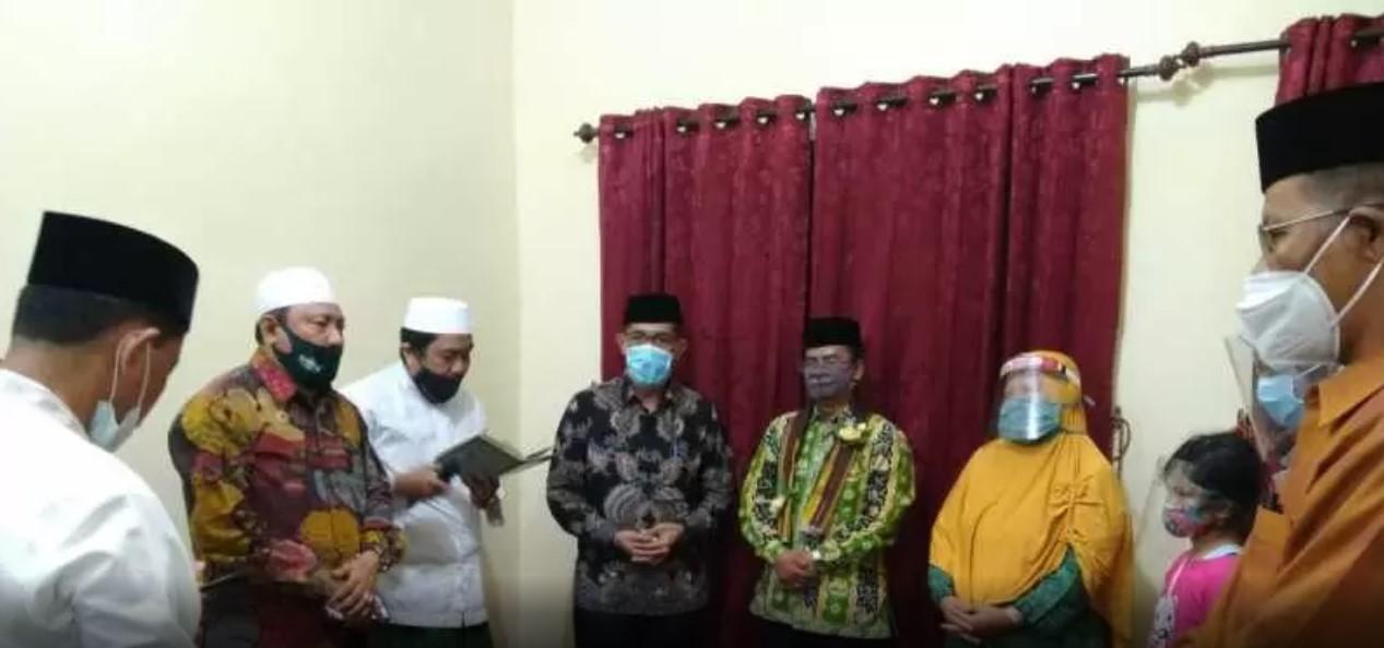 Berasal dari Jateng, Kakanwil Kemenag Sulsel yang Baru Tiba di Makassar