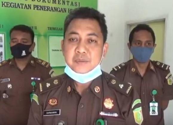 Berkas Tersangka  Penggelapan Pajak  Reklame Kota Kendari Mandek di Kejari Kendari