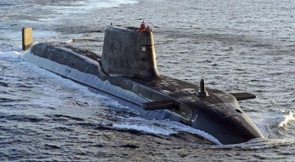Bersama AS dan Inggris, Australia Bangun Kapal Selam Bertenaga Nuklir