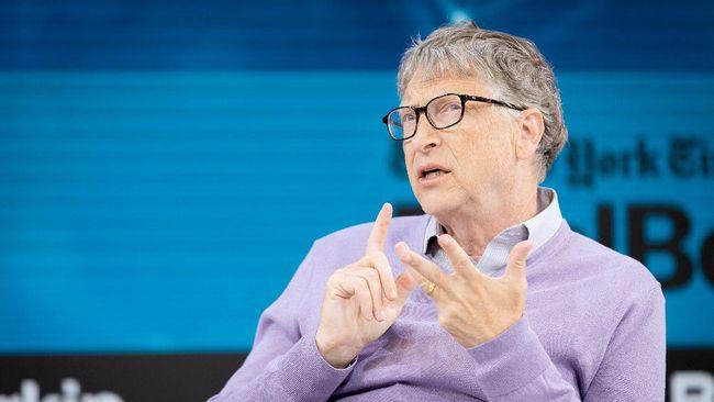 Bill Gates Prediksi Vaksin Virus Corona Hadir Akhir 2020
