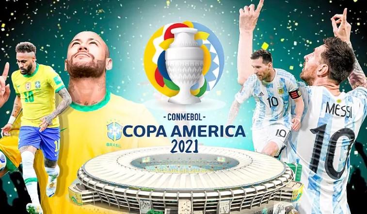 Brasil Vs Argentina, Final Ideal di Copa America 2021