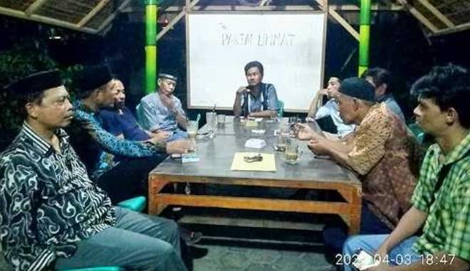 Buhari Pimpin Rapat Pembentukan Partai Ummat Palopo