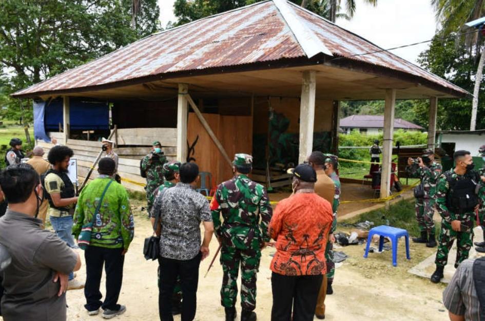 Bupati Bernard: Penyerangan Pos TNI Merupakan Kasus Tersadis di Maybrat