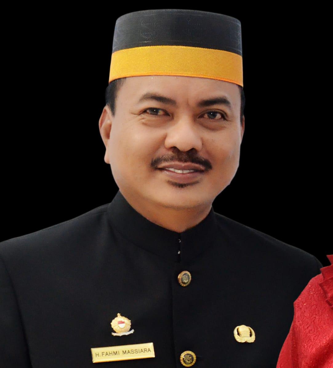 Bupati Majene Fahmi Massiara Meninggal Dunia