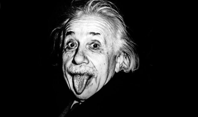 Cerita Di Balik Foto Juluran Lidah Paling Ikonik Albert Einstein