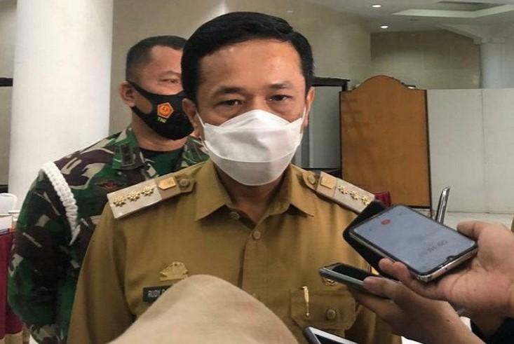 Cerita Pj Wali Kota Makassar Pasca Sepekan Divaksin Covid-19