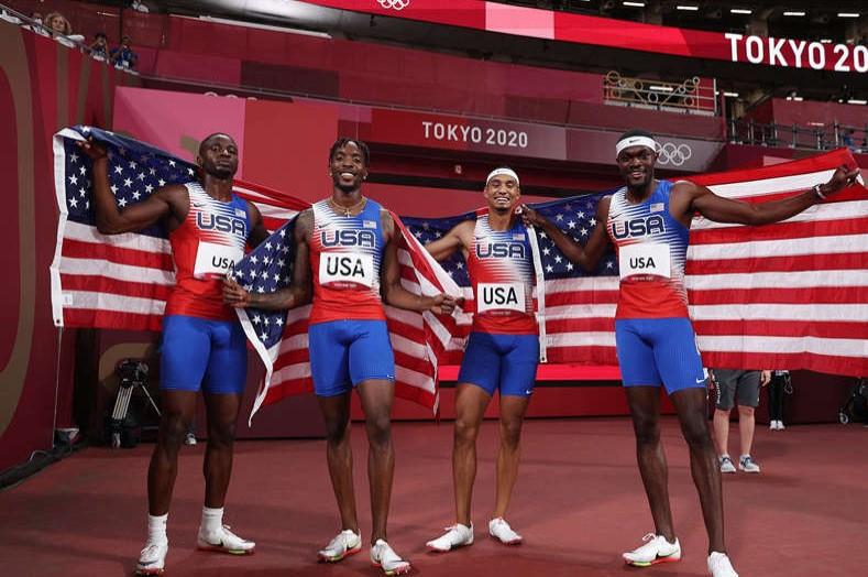 China dan AS Bersaing Ketat Juara Umum Olimpiade Tokyo