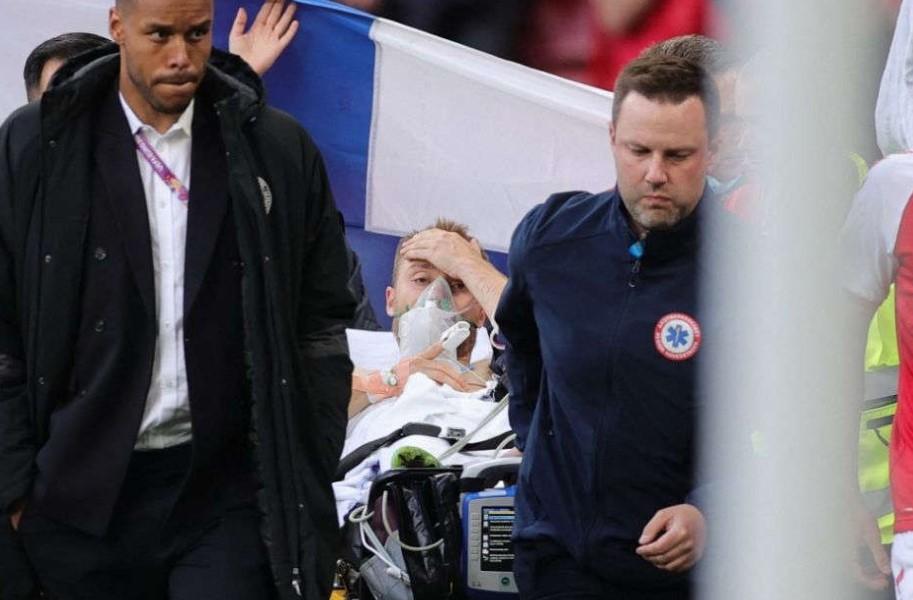 Christian Eriksen Ungkap Kondisinya setelah terkena Serangan Jantung saat Bermain Bola