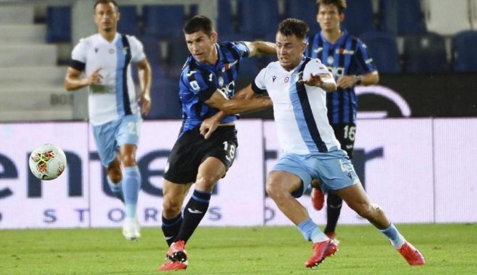 Copa Italia 2020/21 : 10 Pemain Kalahkan Lazio, Atalanta menuju Semifinal