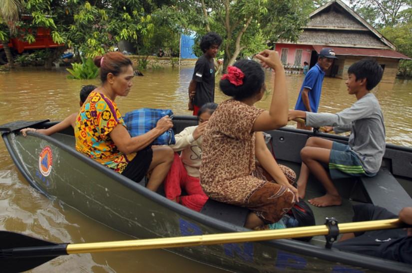 Cuaca Ekstrim Melanda Luwu Raya, Banjir Terjang Marobo dan Masamba