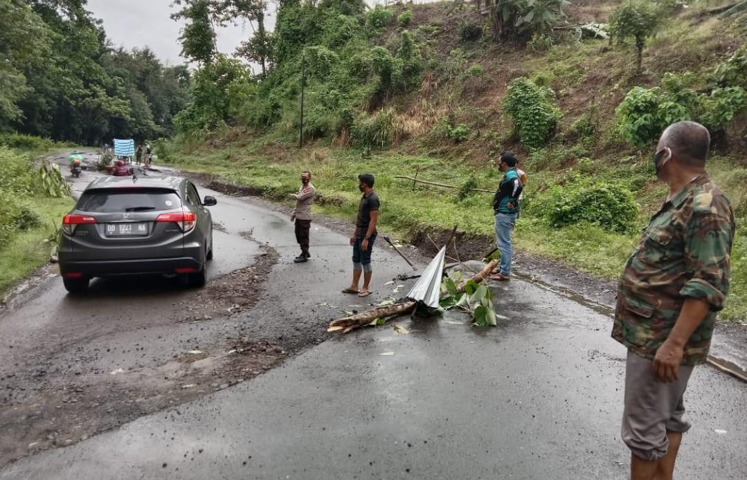 Curah Hujan Tinggi dan Berpotensi Longsor, Masyarakat Diminta Tidak Beraktifitas di sekitar DAS Jeneberang