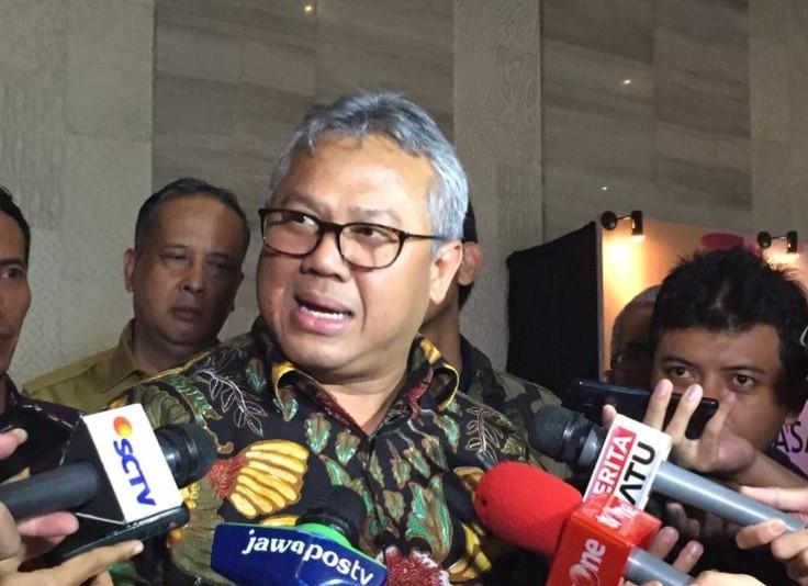DKPP Pecat  Arief Budiman dari Jabatan Ketua KPU RI