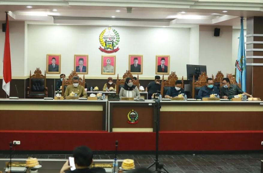 DPRD & Pemprov Sulsel Sepakati Perubahan APBD 2021 Rp 10,44 Triliun