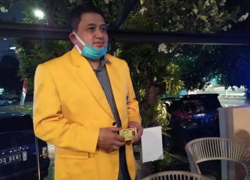Daftar Ketua Golkar Makassar, Appi Komitmen Dulang Kejayaan Golkar
