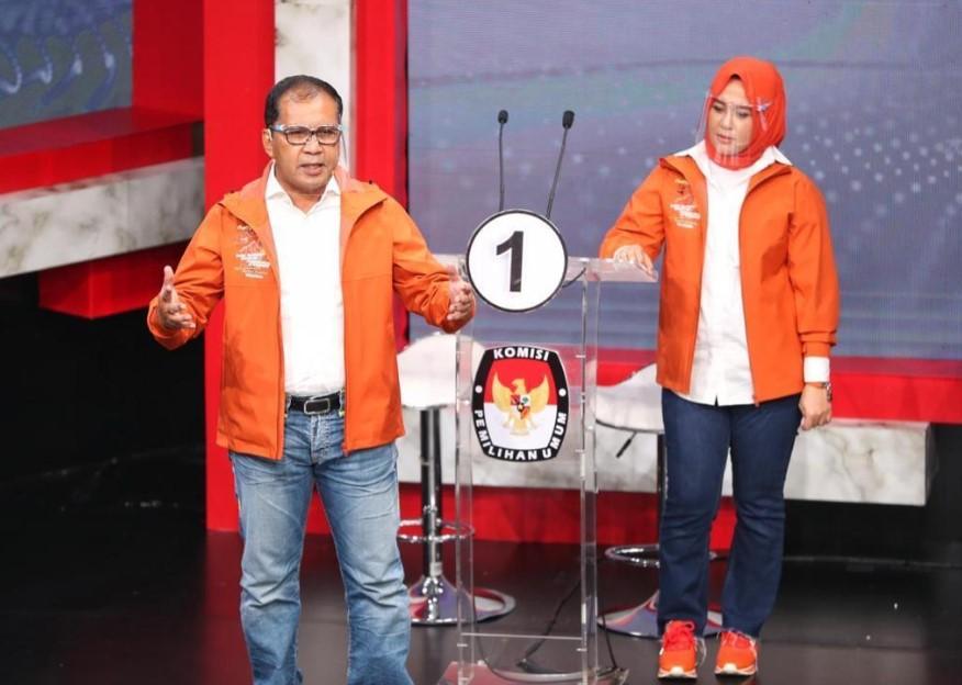 Danny-Fatma Pastikan Hadiri Pleno Penetapan Jadi Wali Kota dan Wakil Wali Kota Makassar