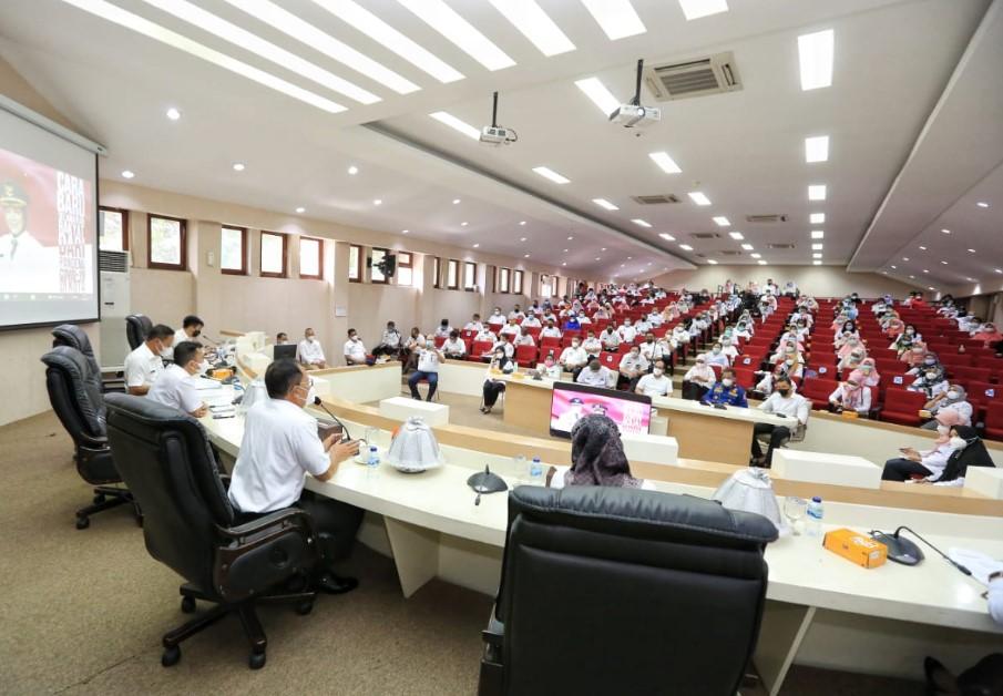 Danny Pomanto Pastikan Cadangan Keperluan Medis Tersedia di Makassar