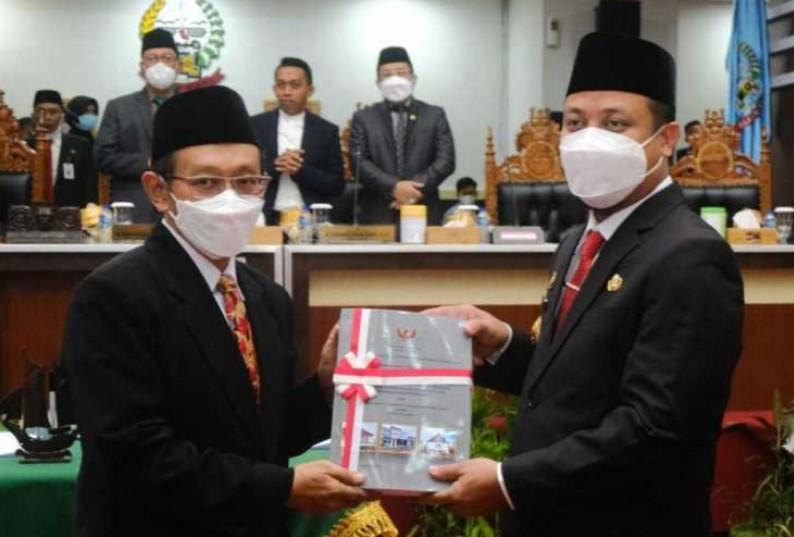 Dapat Predikat WDP, Plt Gubernur Sulsel Bakal Evaluasi OPD