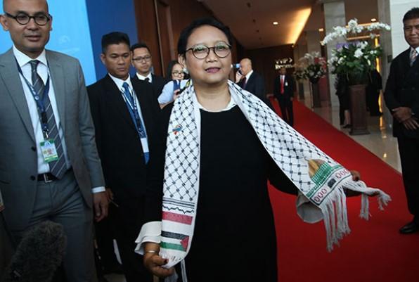 Demi Wujudkan Kemerdekaan Palestina, Indonesia Minta Dukungan Uni Eropa