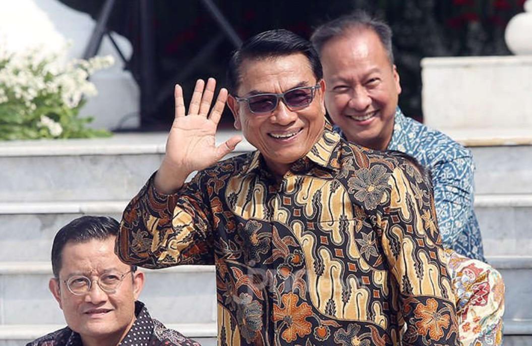 Demokrat Membeber Pergerakan Moeldoko Jelang KLB yang Bikin Jokowi Berang