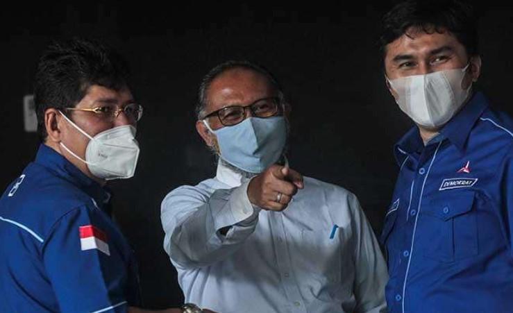 Demokrat Minta Parlemen Fokus ke Pandemi daripada Amandemen UUD 1945