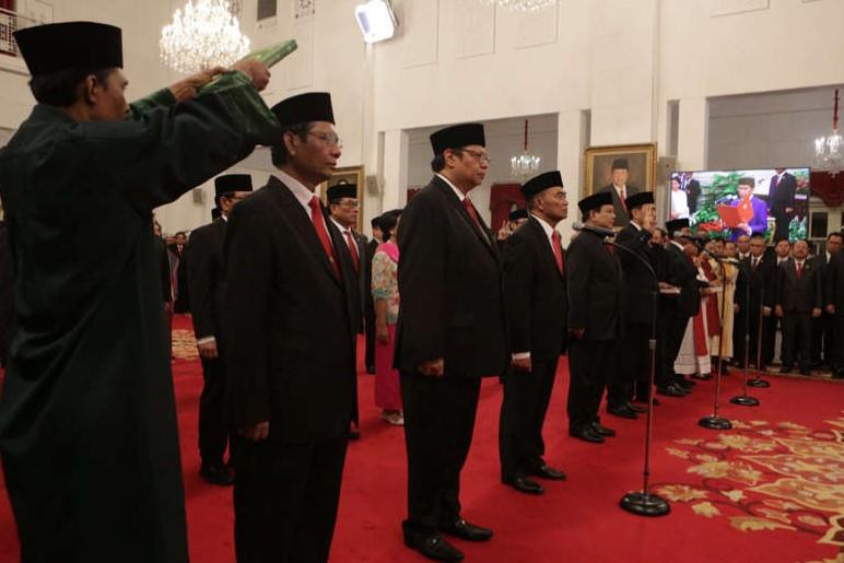 Deretan Nama Yang Disebut Dalam Pusaran Reshuffle Kabinet