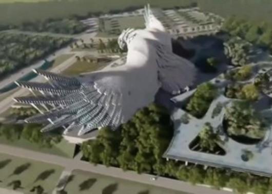 Desain Istana Garuda Dikritik Arsitek, Ini Alasannya