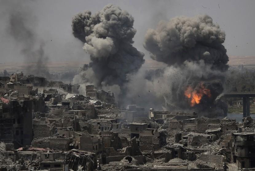 Dikecam Soal Serangan ke Suriah, Amerika Lakukan Pembelaan
