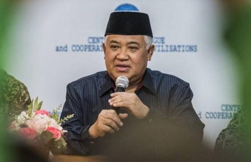 Din Syamsuddin: Ada Tiga Penyimpangan dan Kerusakan di Indonesia yang perlu Dikoreksi