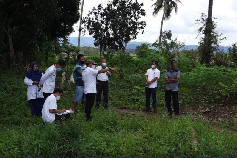 Dinas Ketahanan Pangan akan Bangun Lumbung Pangan di Wilayah Bone Selatan