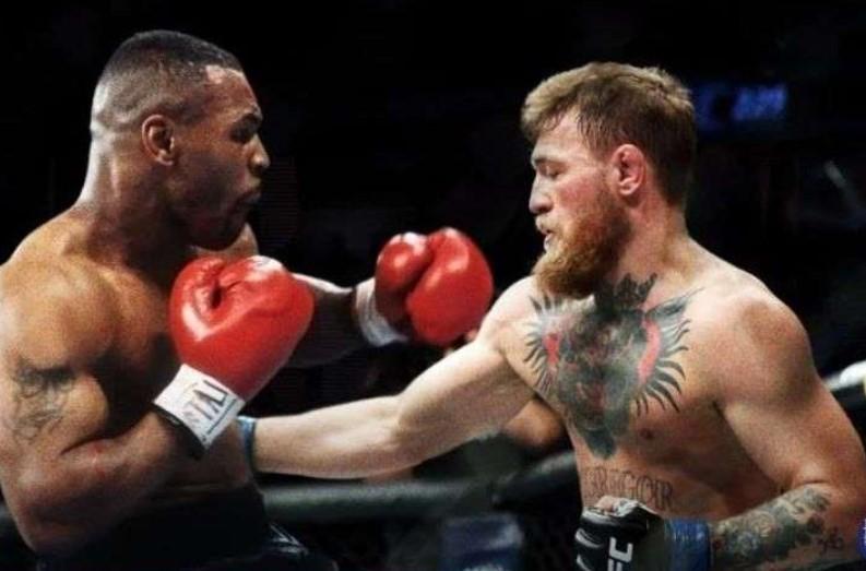 Disentil Mike Tyson, McGregor Beri Isyarat Terima Tantangan Si Leher Beton