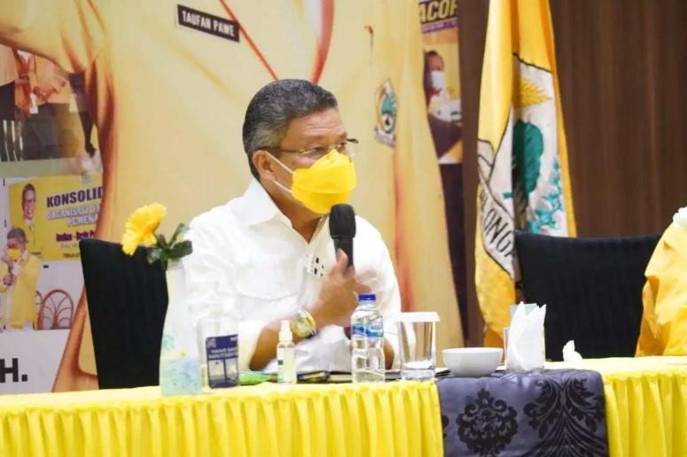 Ditanya Soal Sosok Calon Ketua DPD II Makassar, Taufan Pawe Bocorkan Kriteria Ini