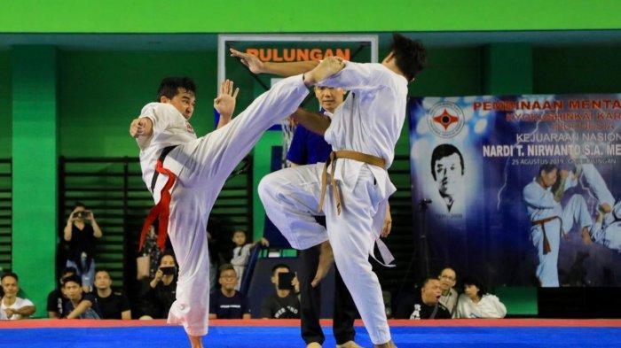 Ditendang Hingga Pingsan, Atlet Karate Ini Raih Medali Emas Olimpiade Tokyo