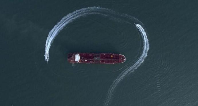 Dituding Cemari Teluk, Kapal Tanker Korsel Disita Iran