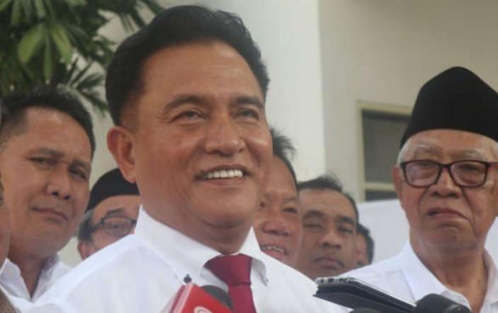 Dituduh Minta Rp100 Miliar, Yusril: Sama Seperti Pak SBY