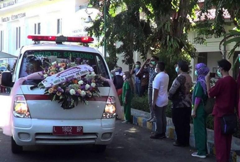 Dokter Meninggal Akibat Covid-19 Capai 115 Orang, IDI : Tertinggi di Asia