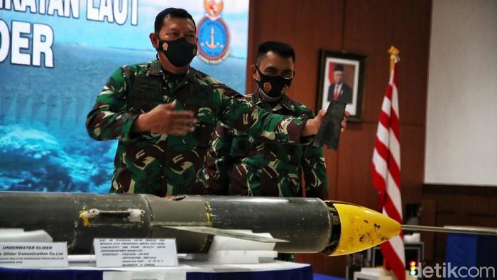Drone Misterius yang Ditemukan di Sulsel, Begini Penjelasan TNI AL