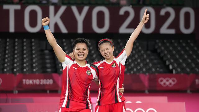 Emas Olimpiade Tokyo 2020 Akan Lengkapi Prestasi Greysia Polii