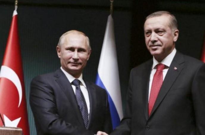 Erdogan dan Putin Sepakat Perkuat Koordinasi Bilateral Usai Taliban Kuasai Afghanistan