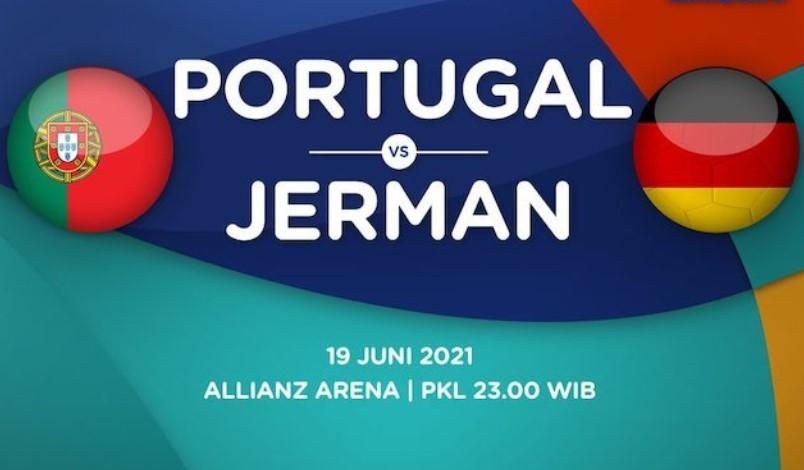 Euro 2020, Prediksi Portugal vs Jerman 19 Juni 2021