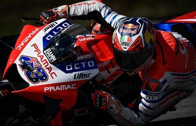 FP2 MotoGP Prancis : Jack Miller Jadi yang Tercepat, Berikut Susunan Lengkapnya