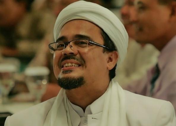 FPI Blak-blakan Minta Pembenci Habib Rizieq Periksa Kejiwaan