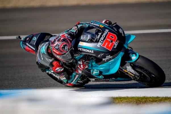 Fabio Quartararo Ingin Pakai YZR-M1 versi 2019 tahun Depan