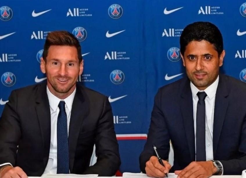 Fantastis..! Gaji Messi Mampu Membayar Seluruh Pemain Sebuah Klub Liga Prancis Selama Setahun