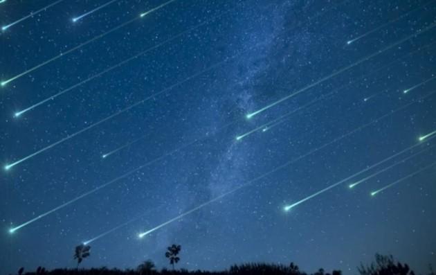 Fenomena Hujan Meteor Quadrantid Malam Ini, Begini Cara Lihatnya