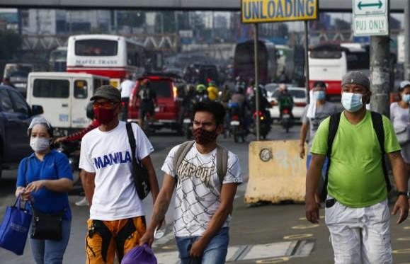Filipina Perpanjang Larangan Masuk dari Indonesia