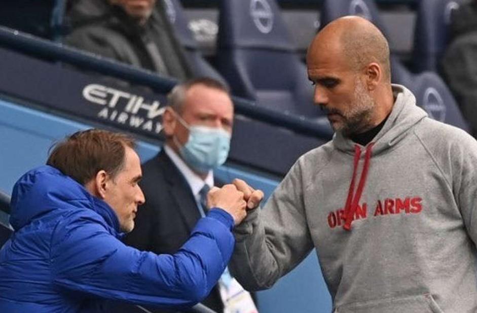 Final Liga Champions Man City Vs Chelsea, Guardiola Sudah 2 Kali Takluk dari Chelsea Asuhan Tuchel