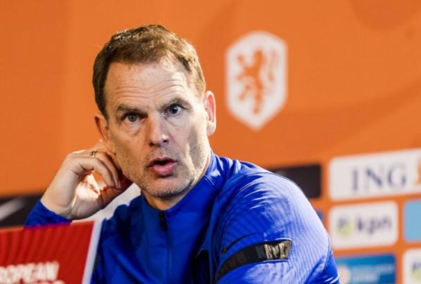 Frank De Boer Tak Memboyong 3 Pemain Beken Ini ke Euro 2020