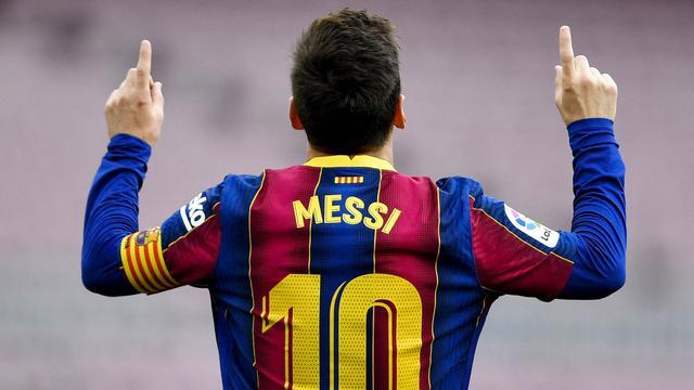 Gabung ke PSG, Messi Diganjar Gaji Fantastis
