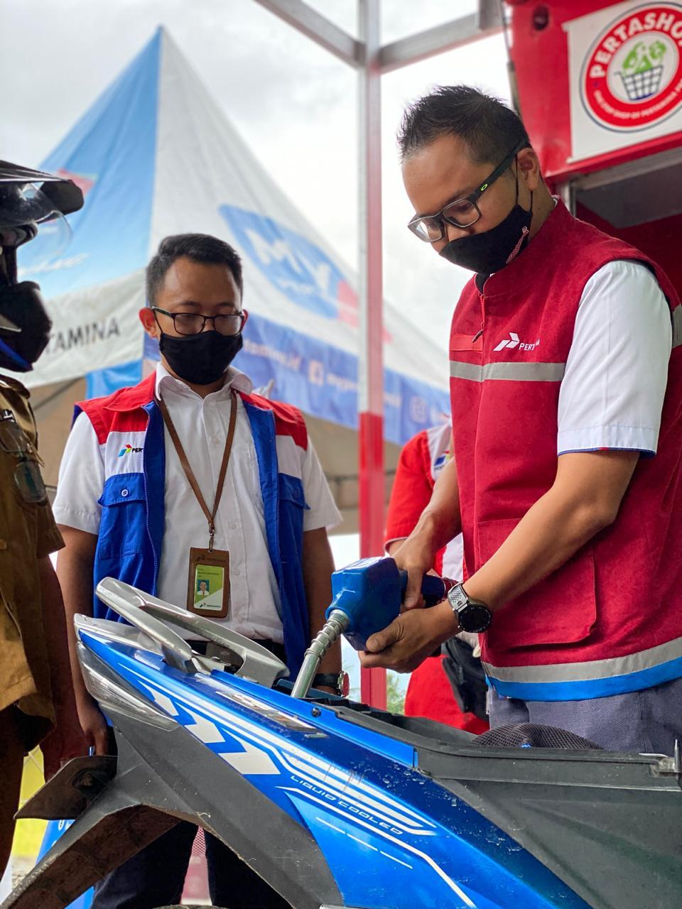 Gercap, Jelang Libur Panjang Maulid Nabi, Pertamina Jamin Stok BBM dan LPG di Sulawesi Aman