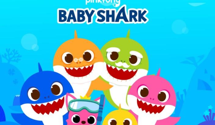 Geser `Despacito`, Baby Shark Kini Pegang Mahkota Raja Youtube di Dunia